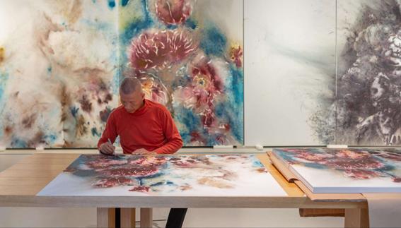 Cai Guo-Qiang x Avant Arte