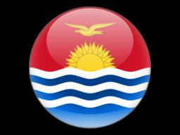Pakket versturen naar Kiribati